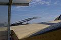 Tupolev Tu-144D Charger CCCP-77112 FromEntranceTo Canadair CL-215 SATM 05June2013 (14414075790).jpg