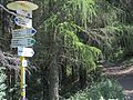 Turistický smerovník ^ Directional Board - panoramio (2).jpg