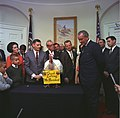 Turkey and President Johnson 1967.jpg