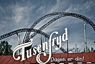 Tusenfryd - Image: Tusenfryd (1)