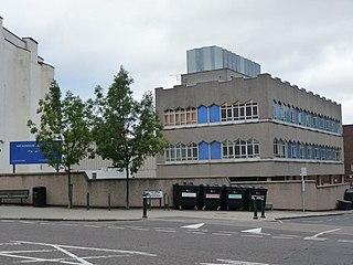 Twickenham Studios British film studio