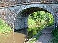 Tyrley Castle Bridge near Market Drayton, Shropshire - geograph.org.uk - 1604962.jpg