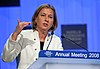 Tzipi Livni Foto: World Economic Forum