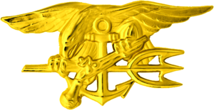 William H. McRaven - Image: U.S. Navy SEA Ls Special Warfare insignia
