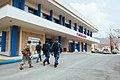 U.S. Navy Sailors assess a hospital in Puerto Rico. (37096233720).jpg
