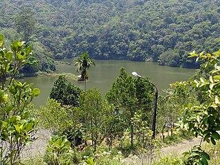 Canyon Dam (Sri Lanka) Dam in Laxapana Falls,Central Province