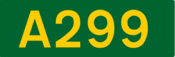 A299 road shield