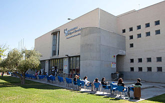 Miguel Hernández University of Elche - Campus of Sant Joan, UMH.