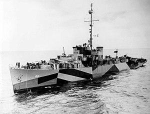 USS Bisbee (PF-46) - Image: USS Bisbee (PF 46) 120804604
