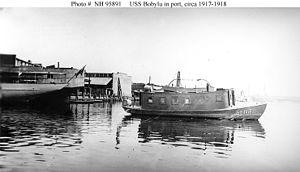 USS Bobylu (SP-1513)