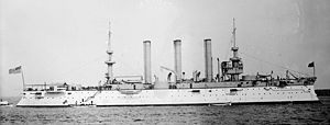 https://upload.wikimedia.org/wikipedia/commons/thumb/4/42/USS_Brooklyn_LOC_ggbain_24267u.jpg/300px-USS_Brooklyn_LOC_ggbain_24267u.jpg