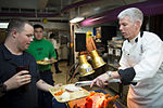 USS Carl Vinson Thanksgiving dinner 141127-N-TR763-029.jpg
