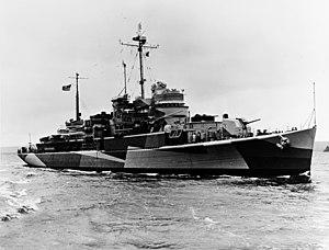 USS Floyds Bay (AVP-40)