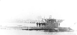 United States N-class submarine - USS N-7 (SS-59)