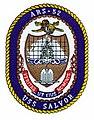 USS Salvor (ARS-52) insignia, 1986.jpg