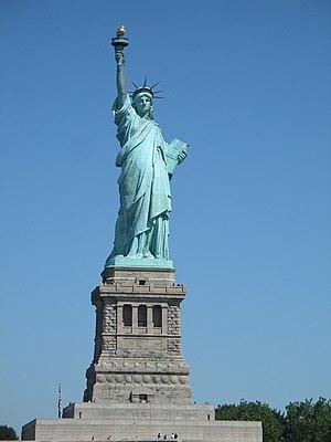 Статуя Свободы — Википедия