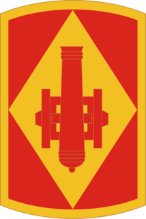 75th Field Artillery Brigade (United States) Military unit