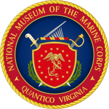 US National Museum of the Marine Corps seal.png