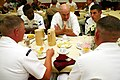 US Navy 040527-N-5821W-001 U.S. Rep. Robin Hayes (R-NC), representative of the 8th Congressional District of North Carolina, talks with Sailors.jpg