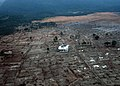 US Navy 050104-N-9293K-499 A Lone mosque stands among the damage of a coastal village near Aceh, Sumatra, Indonesia.jpg