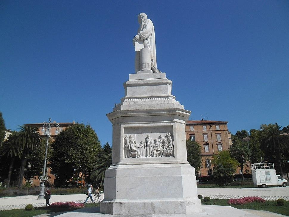 U Anconi spomenik