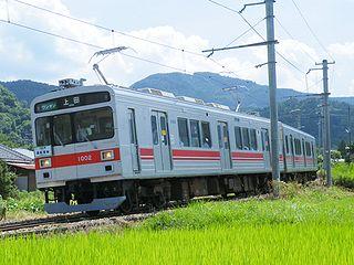Ueda Electric Railway Bessho Line