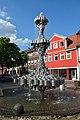 Uelzen - Brunnen am Schnellenmarkt NIK 6211.jpg
