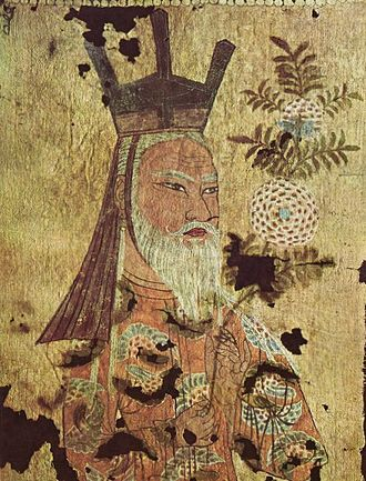Uyghur Khaganate - Image: Uighur Prince