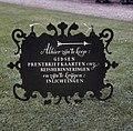 Uithangbord Alhier zijn te koop- Prentbriefkaarten enz., Reisherinneringen en zijn te krijgen- Inlichtingen - Arnhem - 20371329 - RCE.jpg