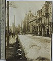 Ukraine, Kiew, Trjochswatiskaja mit St. Andreas-Kirche, Foto 2.4.1918.JPG