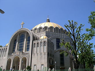Cathedral of the Immaculate Conception (Philadelphia) - Image: Ukrainian Catholic Cathedral