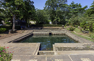Umbul Temple - Bathing area at Umbul Temple