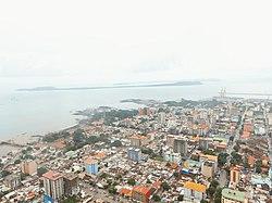 Un aperçu de la ville de conakry.jpg