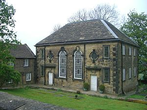 Underbank Chapel - Image: Underbank Chapel, Stannington
