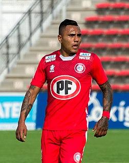 Juan Leiva (footballer) Chilean footballer