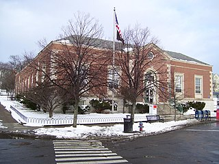 United States Post Office–Somerville Main United States historic place