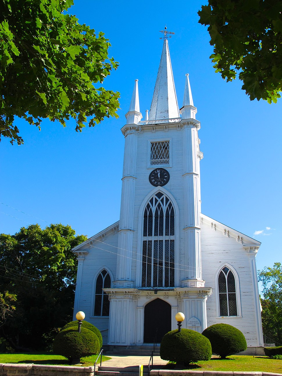 Unitarian Church-Uxbridge