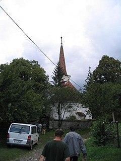 Șimonești Commune in Harghita, Romania