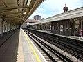 Upton Park tube station, Eastbound platform - geograph.org.uk - 960649.jpg