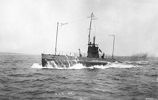 United States K-class submarine