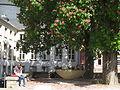 VI. Altstadt Campus Universität Heidelberg Innenhof.JPG