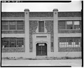 VIEW OF SOUTH FRONT (1992) - M-K-T Freight Terminal, 1811 Ruiz Street, Houston, Harris County, TX HABS TEX,101-HOUT,6-3.tif