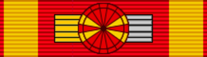Orders, decorations, and medals of South Vietnam - Image: VPD National Order of Vietnam Grand Officer BAR