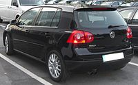 VW Golf GT rear.JPG