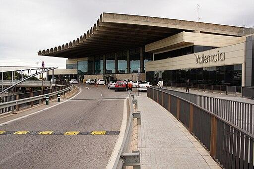 Valencia Airport Terminal