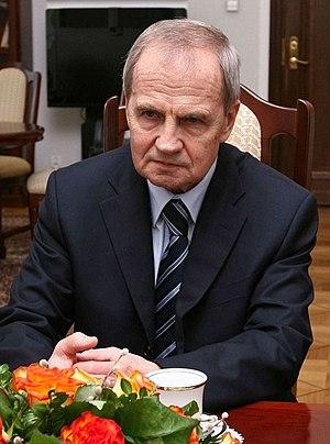 Valery Zorkin - Image: Valery Zorkin Senate of Poland 01