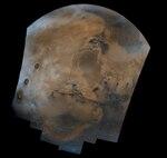 Valles Marineris Hemisphere - PIA00003.tiff