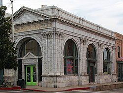 Gila Valley Bank and Trust Building, 1909
