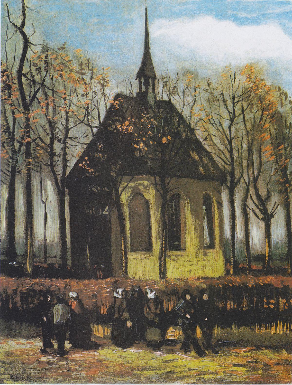 Comedores De Patatas Van Gogh   Nuenen Gerwen En Nederwetten Wikipedia La Enciclopedia Libre