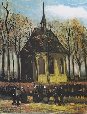 Congregation Leaving the Reformed Church in Nuenen - Congregation Leaving the Reformed Church in Nuenen